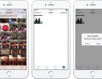 chuyển hình ảnh từ iphone