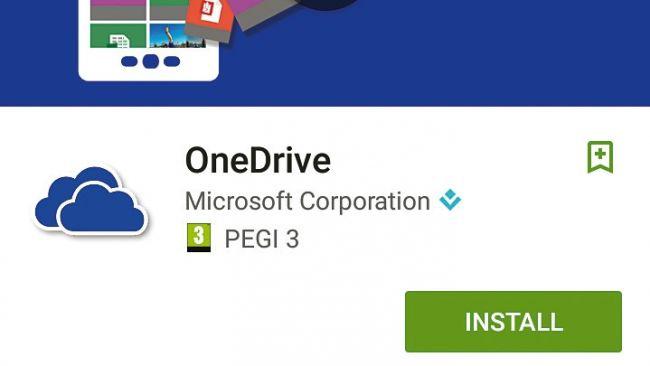 tải app one drive