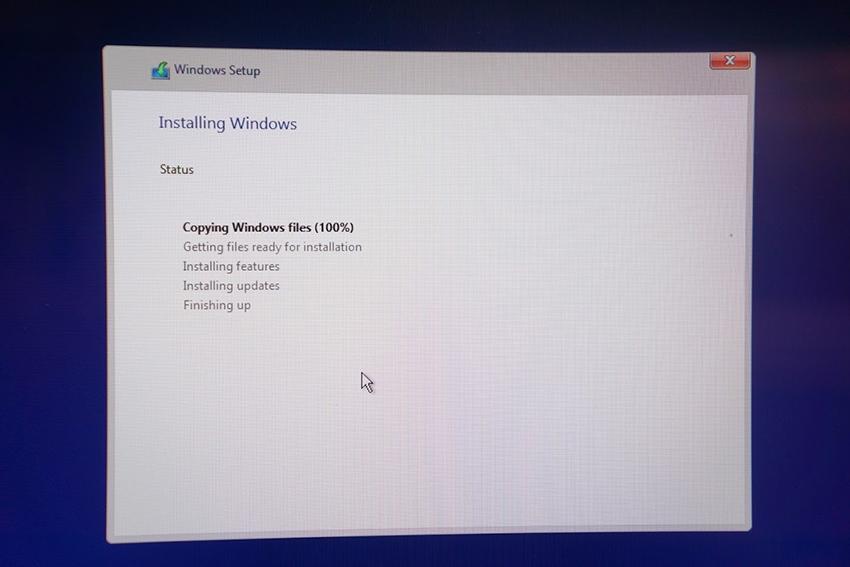 cài đặt windows cho mac