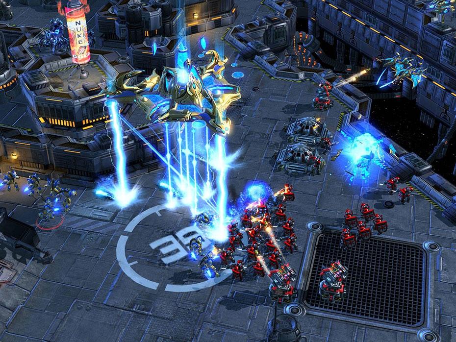 game starcraft 2 free