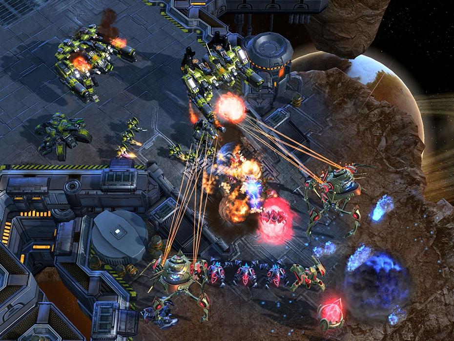 game starcraft 2