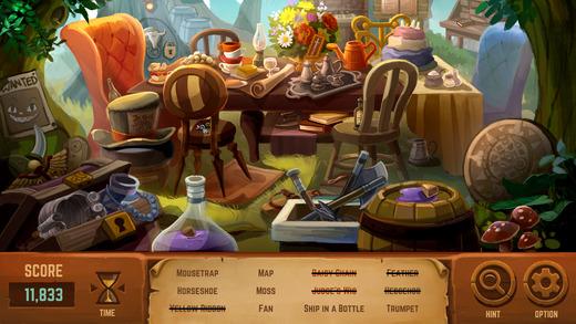 Game Alice in Wonderland