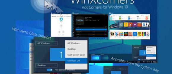 phần mềm window Winxcorners