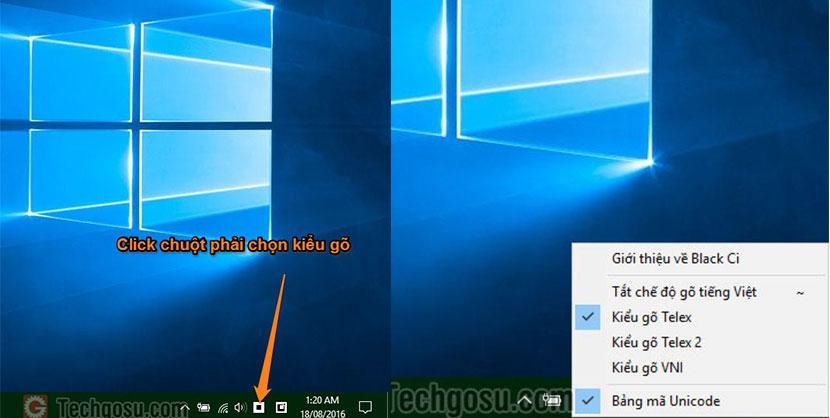 lỗi tiếng việt trên windows 10