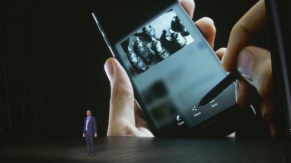 Những tính năng của Bút S-pen trên Galaxy Note 7