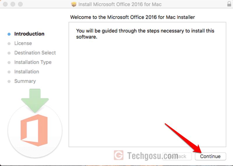 microsoft office cho macbook