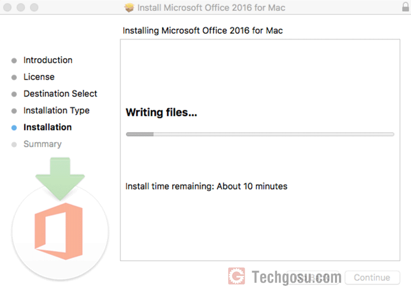 cài đặt microsoft office cho macbook