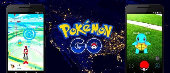 chơi pokemon go