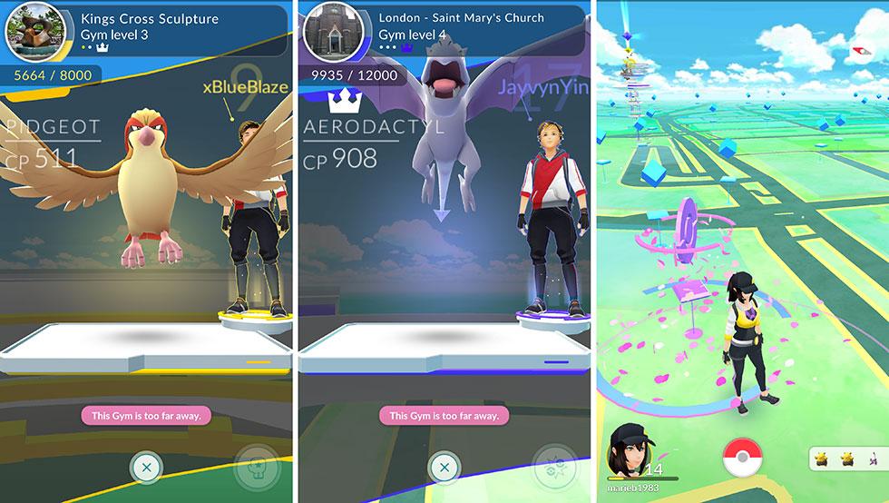 chống hack gym pokemon
