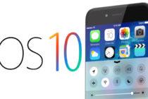 nâng cấp iOS 10
