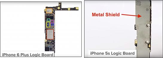 iphone 6 bị lỗi cảm ứng