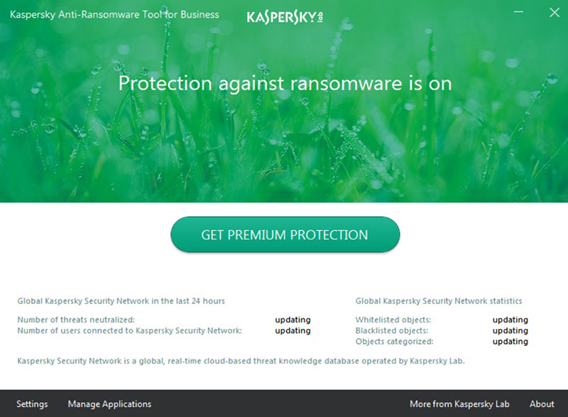 Kaspersky Anti Ransomware