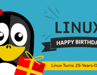 linux tròn 25 tuổi