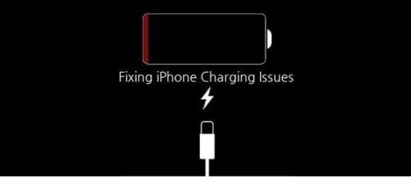 lỗi sạc iPhone iPad