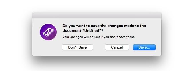 phím tắt lưu file cho mac