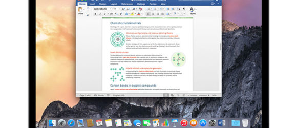 microsoft office cho mac osx