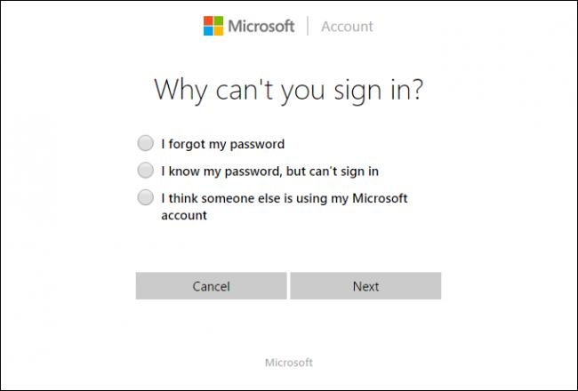 reset mật khẩu windows 10