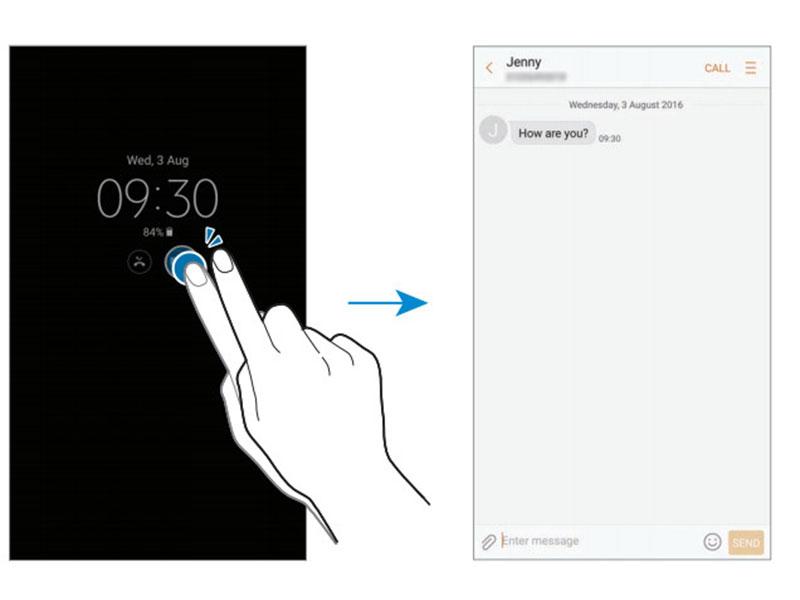 Cách sử dụng Note 7