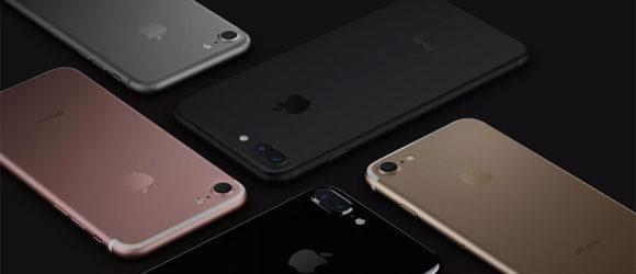 cấu hình iphone 7