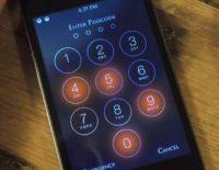 mật khẩu iphone