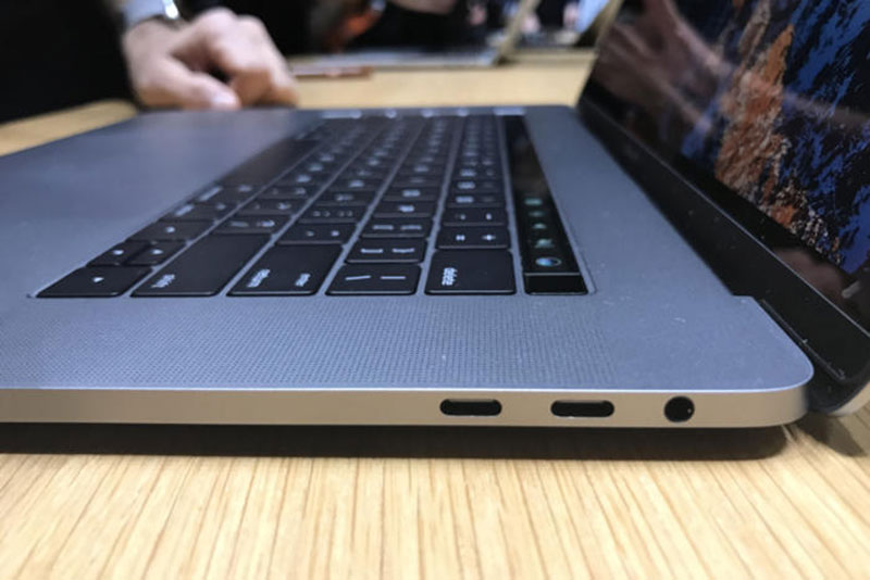 Đánh giá Macbook Pro 2016