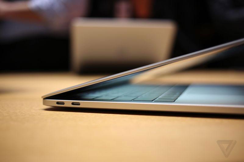 Hình ảnh Macbook Pro 2016
