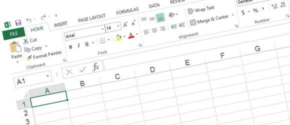 cài đặt mặc định font trên excel