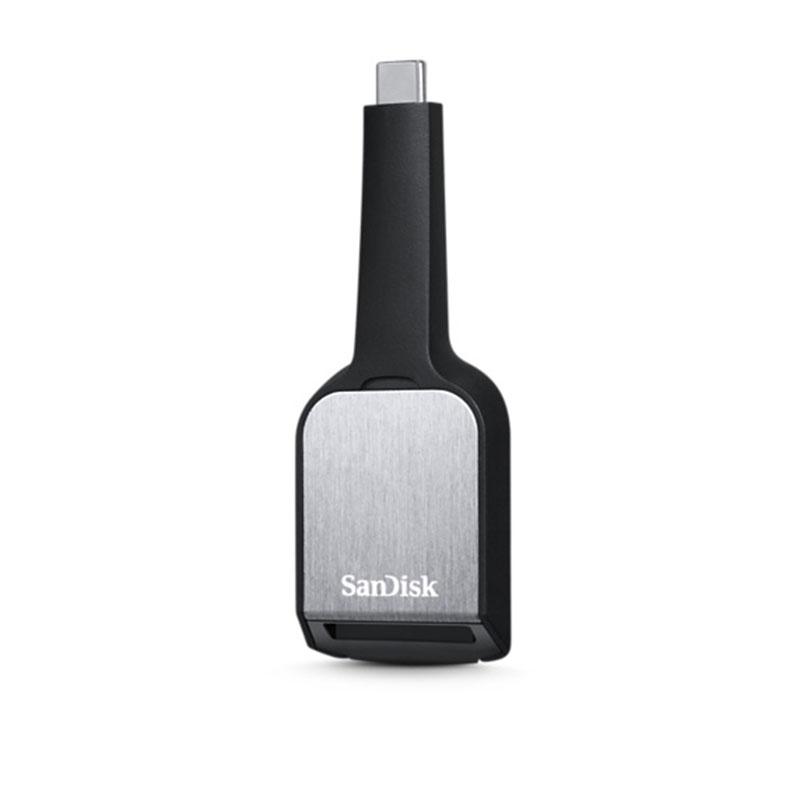 Cách kết nối Thunderbolt 3 với thẻ SD Card