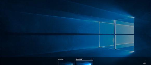 desktop ảo windows 10