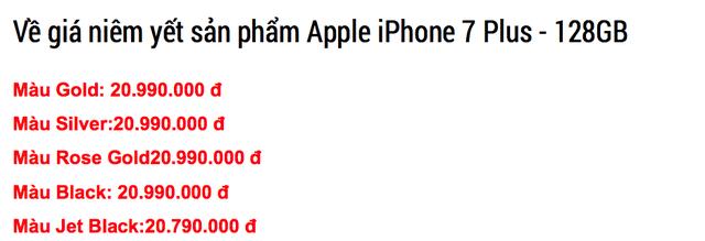 đại lý iphone 7 plus