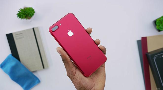 iphone 7 màu đỏ