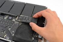 ổ cứng ssd macbook pro retina