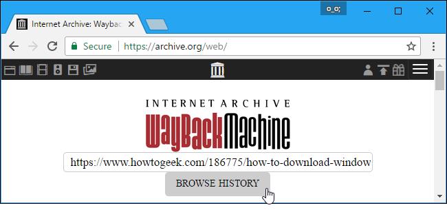 cách truy cập website bị lỗi