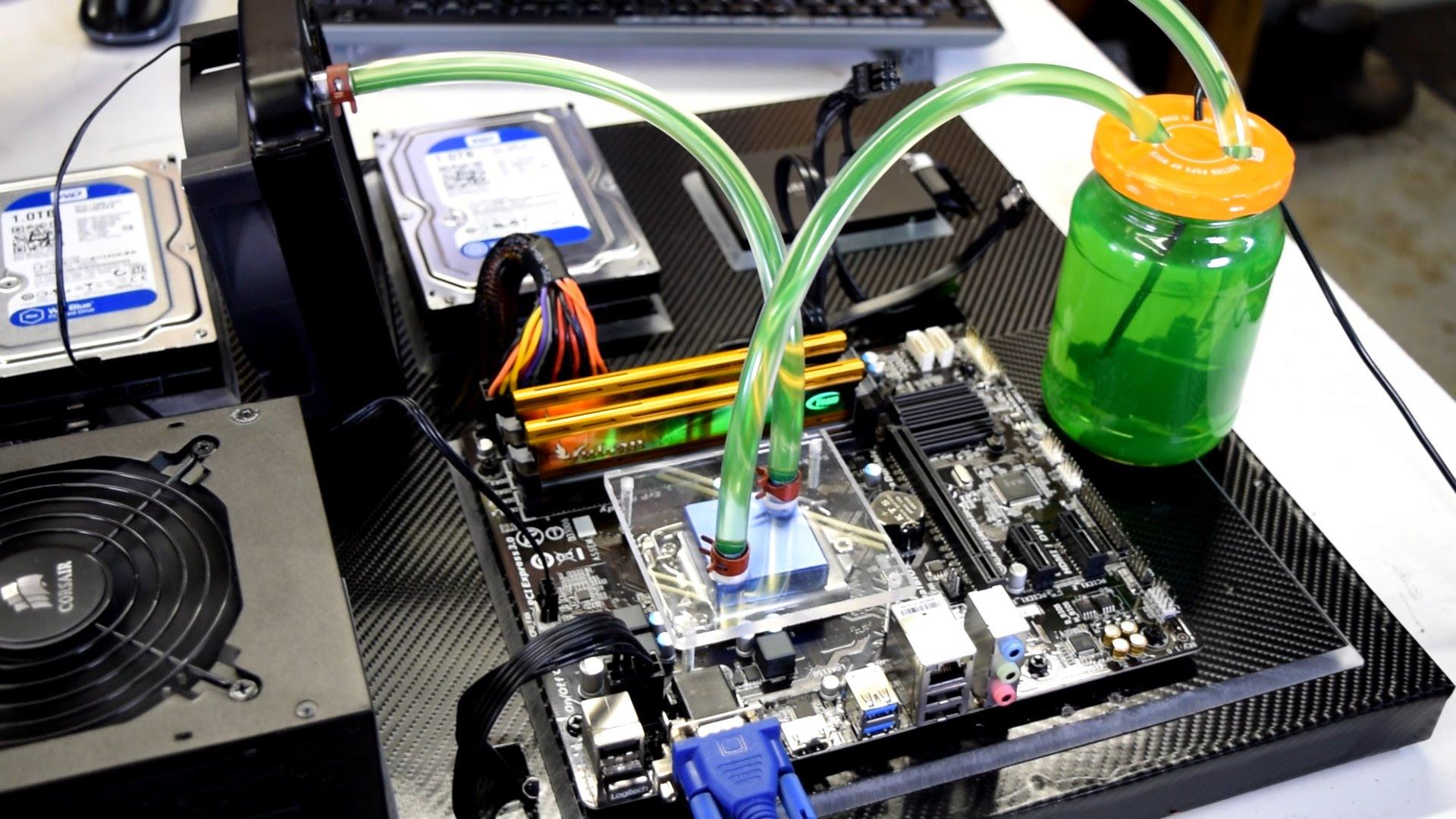 tản nhiệt cpu máy tính