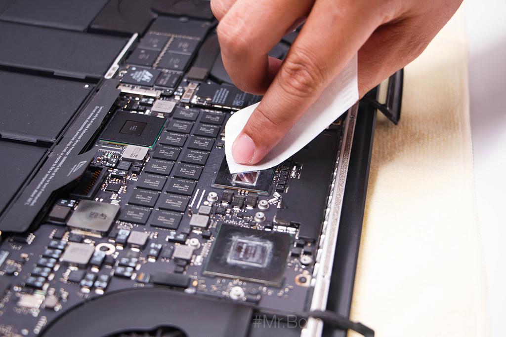 thay keo tản nhiệt macbook