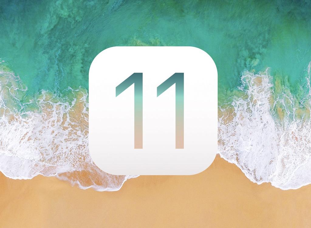 ios 11 chính thức